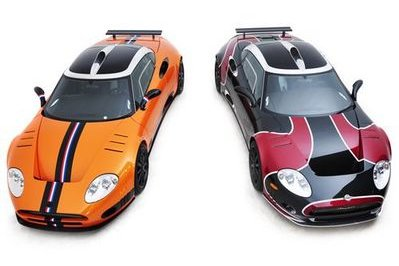 2011 Spyker C8 Laviolette Special Edition for China