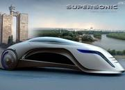 Supersonic - the three wheeled car of the future - image 400549