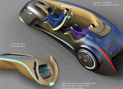Supersonic - the three wheeled car of the future - image 400553