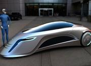 Supersonic - the three wheeled car of the future - image 400548
