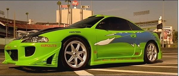 The Top 10 Cars of The Fast & The Furious