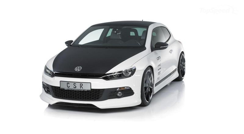 Volkswagen Scirocco gets CSR treatment