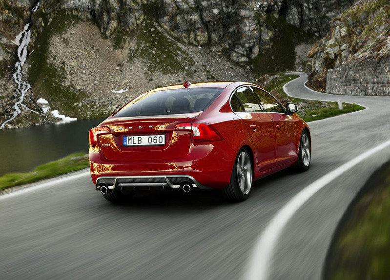 2011 Volvo S60 R-Design High Resolution Exterior - image 399754