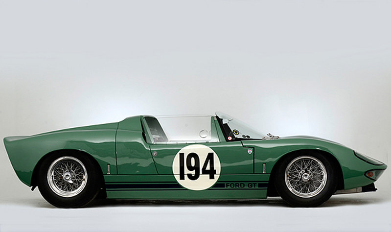 1965 Ford GT40 Roadster High Resolution Exterior - image 403323