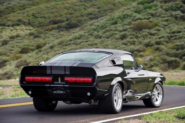 1967 shelby gt500cr venom by classic recreations car review top speed. Black Bedroom Furniture Sets. Home Design Ideas