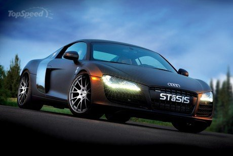Audi R8 V8 by STaSIS Engineering