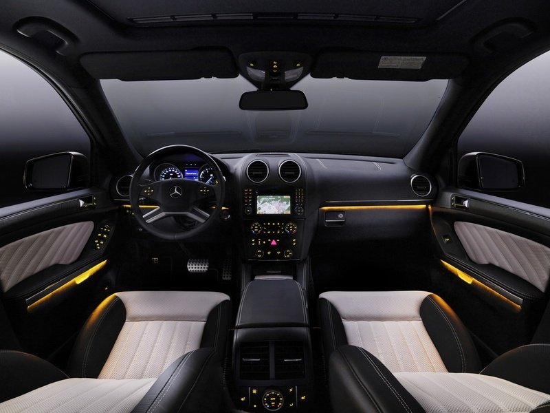 2011 Mercedes-Benz GL-Class Grand Edition