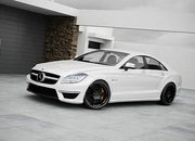 Mercedes CLS AMG by Wheels and More