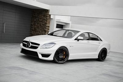 2012 Mercedes CLS AMG by Wheels and More