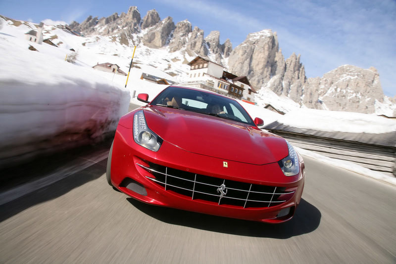 2012 Ferrari FF High Resolution Exterior - image 401878