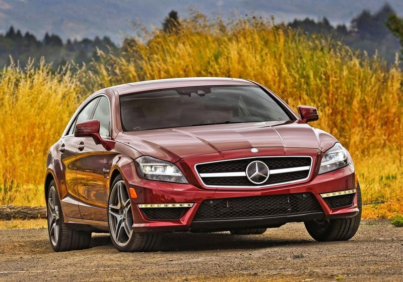 2012 Mercedes CLS63 AMG High Resolution Exterior - image 402298