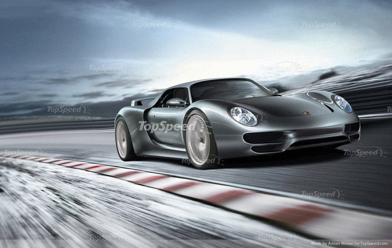 2013 Porsche 961 Exterior Computer Renderings and Photoshop - image 401177