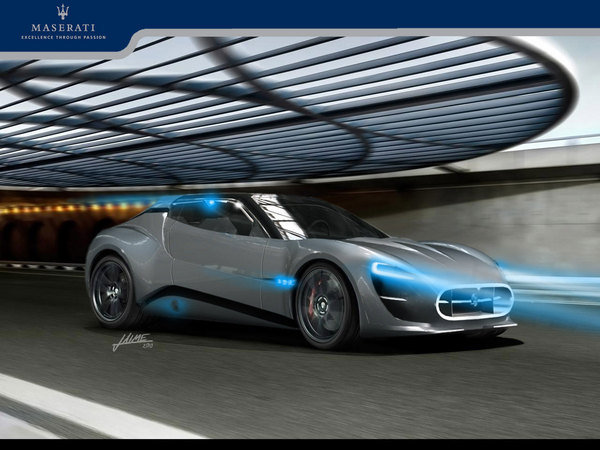 2020 Maserati Gt Garbin Concept Review Top Speed