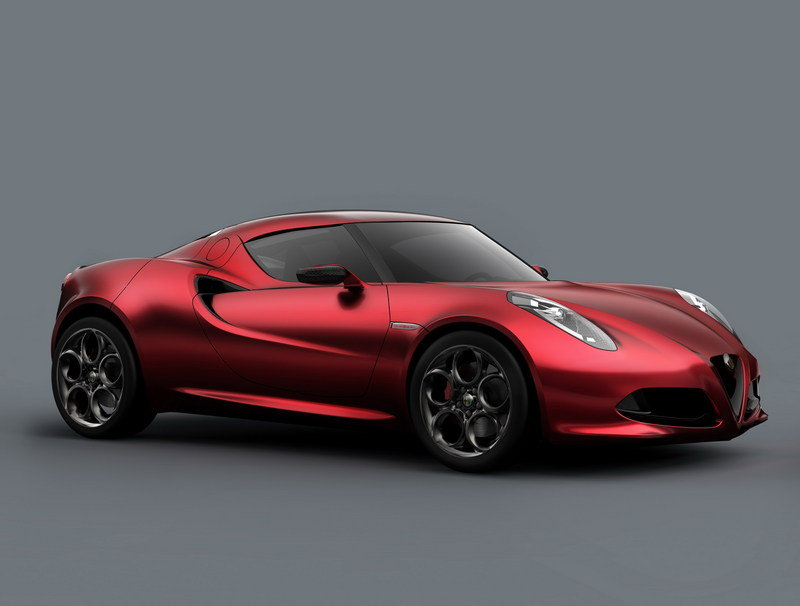 Alfa Romeo 4C might get Abarth and Maserati variants