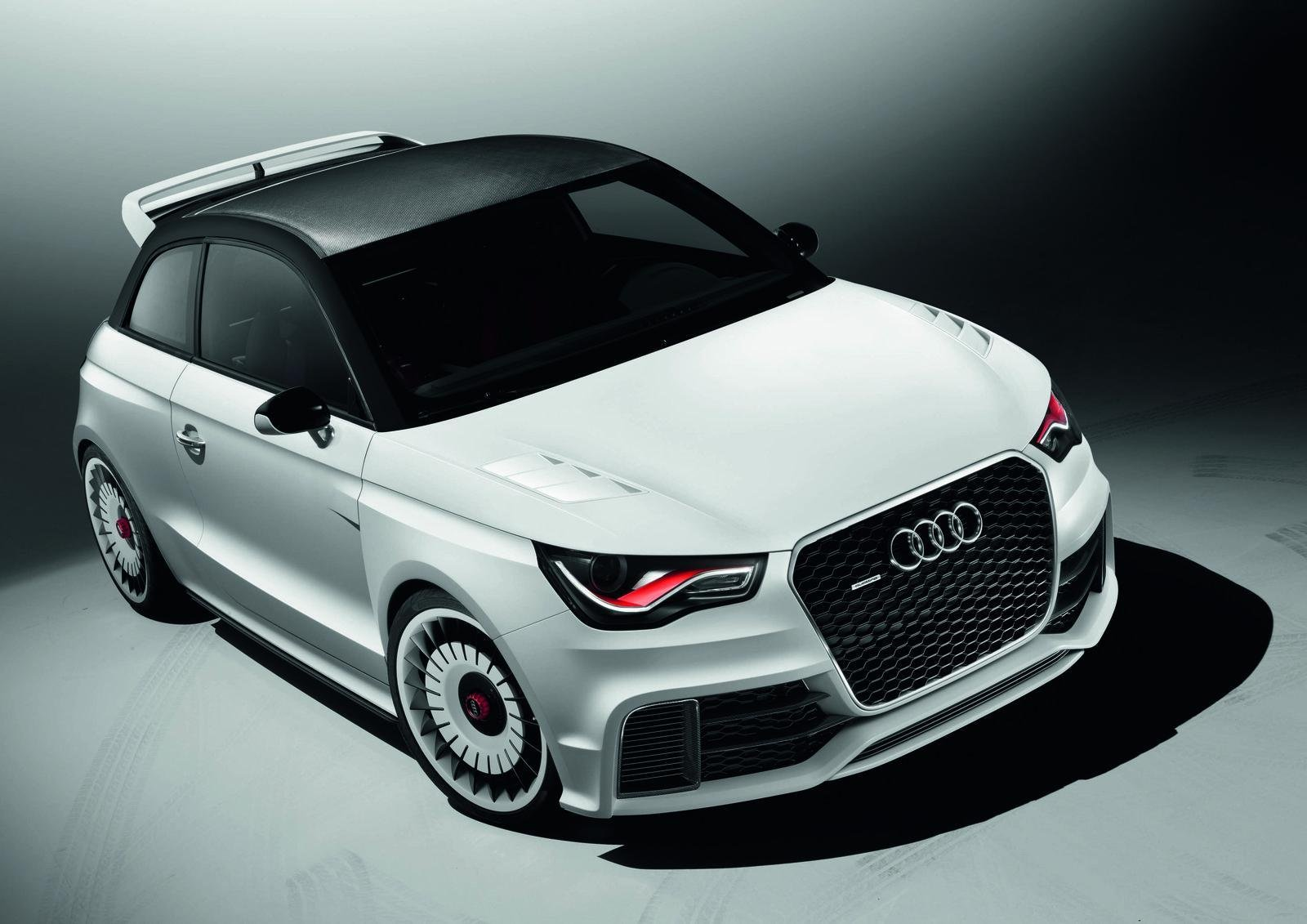 Decals For Cars >> 2011 Audi A1 Clubsport Quattro | Top Speed