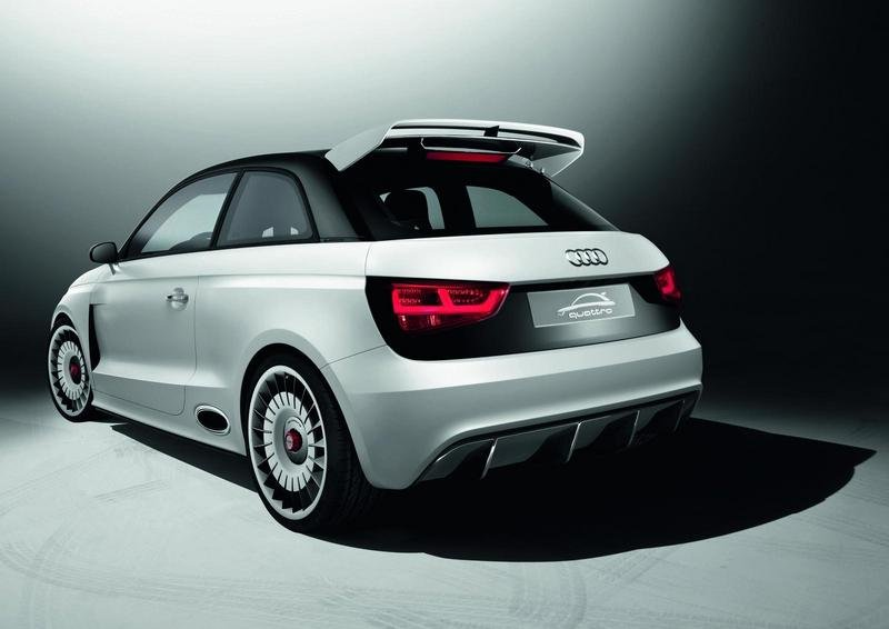2011 Audi A1 Clubsport Quattro High Resolution Exterior - image 404012