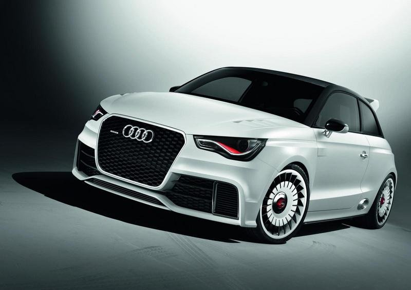 2011 Audi A1 Clubsport Quattro High Resolution Exterior Wallpaper quality - image 404013