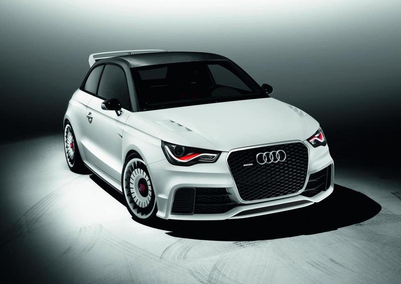 2011 Audi A1 Clubsport Quattro High Resolution Exterior - image 404016