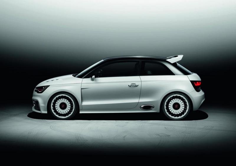 2011 Audi A1 Clubsport Quattro High Resolution Exterior - image 404008