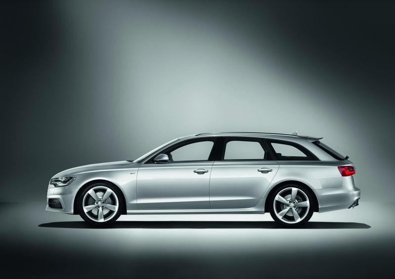 2012 Audi A6 Avant High Resolution Exterior - image 402618