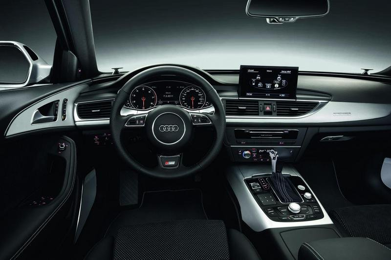 2012 Audi A6 Avant High Resolution Interior - image 402625