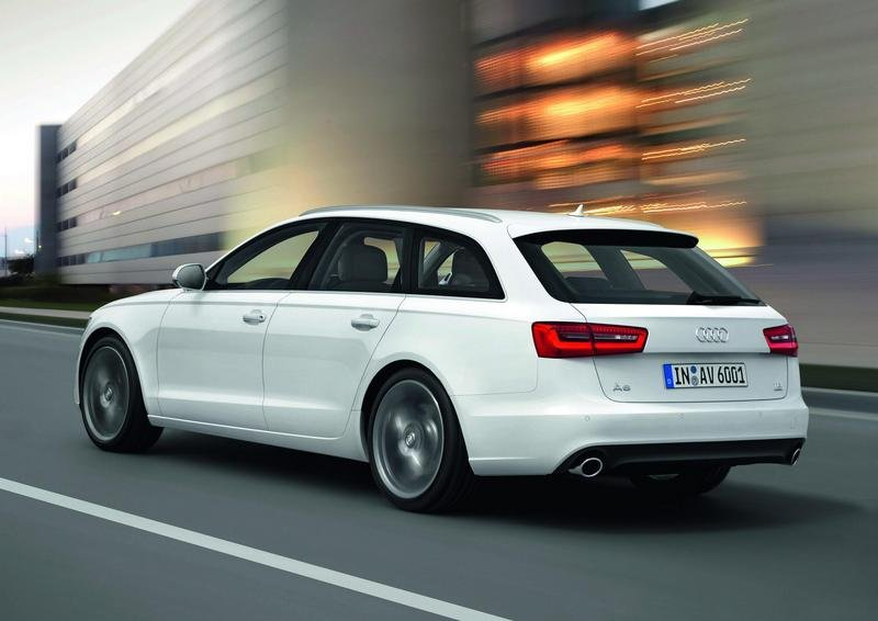 2012 Audi A6 Avant High Resolution Exterior - image 402641