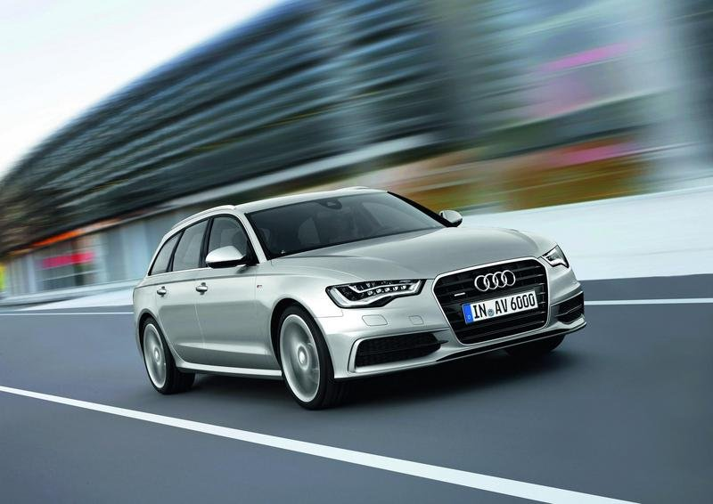2012 Audi A6 Avant High Resolution Exterior - image 402608