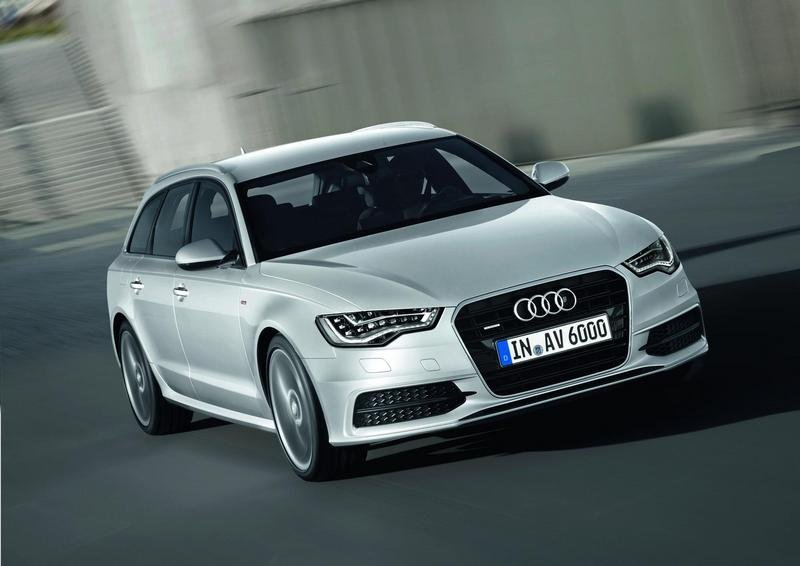 2012 Audi A6 Avant High Resolution Exterior - image 402605