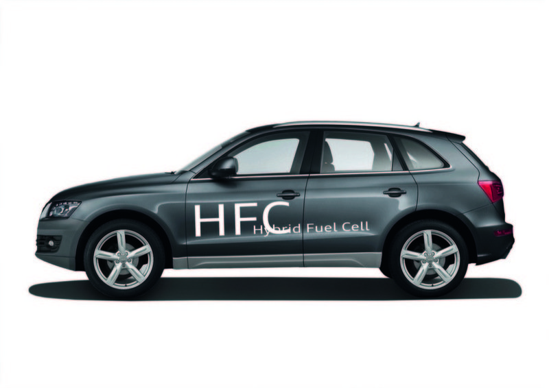 2011 Audi Q5 HFC Hybrid Fuel Cell