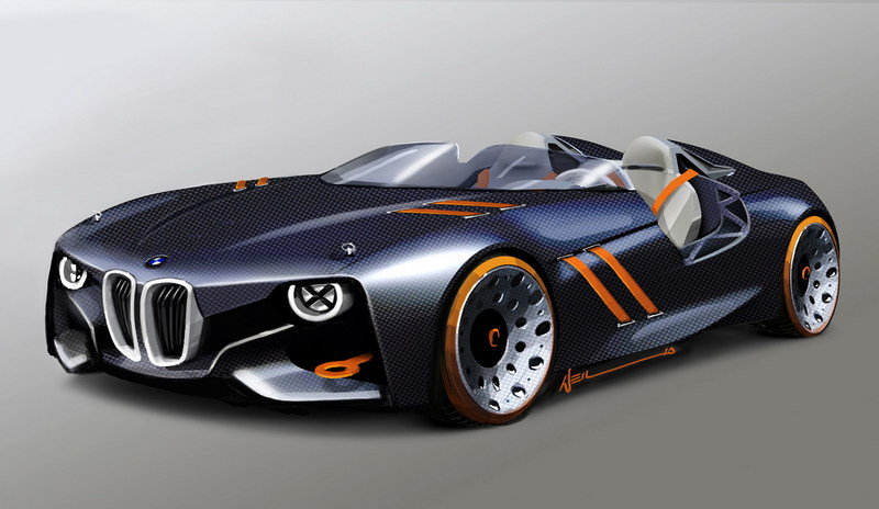 BMW 328 Hommage For  sadflower