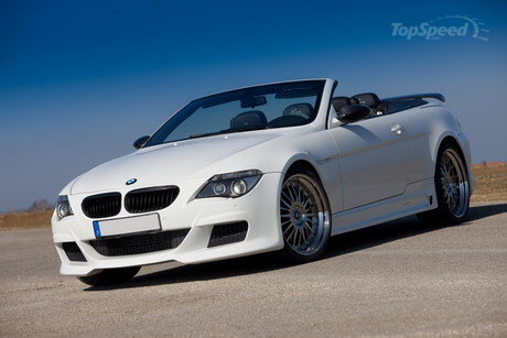 BMW 6 Series by Lumma Design