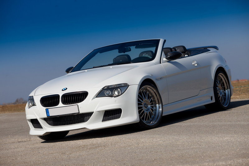 2003 - 2010 BMW 6 Series by Lumma Design