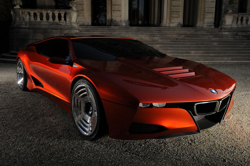 BMW M1 Supercar Rumors Reignited...again