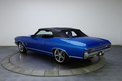 1968 Chevelle receives the Corvette Treatment. Was it Worth it?