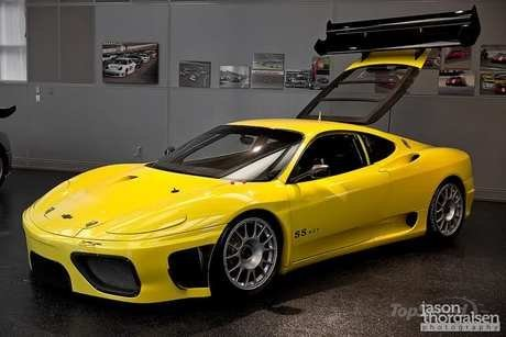 Ferrari 360 Modena with Linfenfelter performance