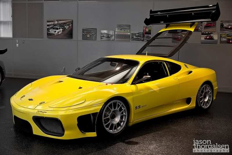 1999 Ferrari 360 Modena with Lingenfelter Performance