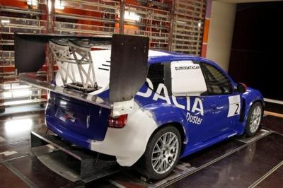 2011 Dacia Duster 'No Limit' Pikes Peak Racer