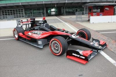 2012 Dallara IndyCar Concepts