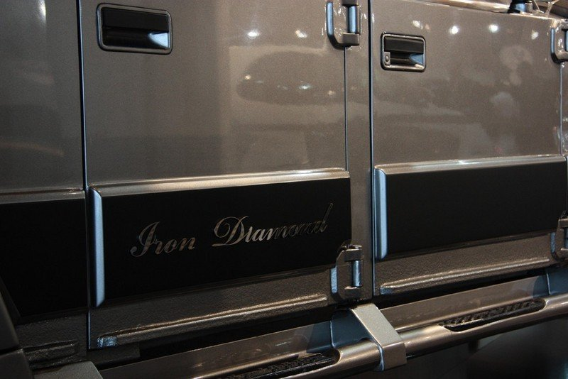2011 Dartz Prombron Iron Diamond