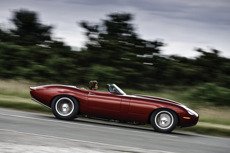 2011 Eagle E-Type Lightweight Speedster High Resolution Exterior - image 402802