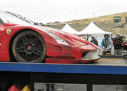 Ferrari FXX crashes at Laguna Seca - image 403080