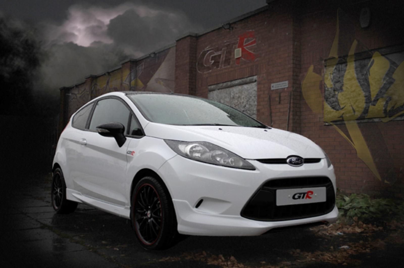 2011 Ford Fiesta GTR Review - Top Speed