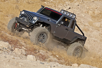 2011 Jeep Wrangler Rock Raider by Hauk Design