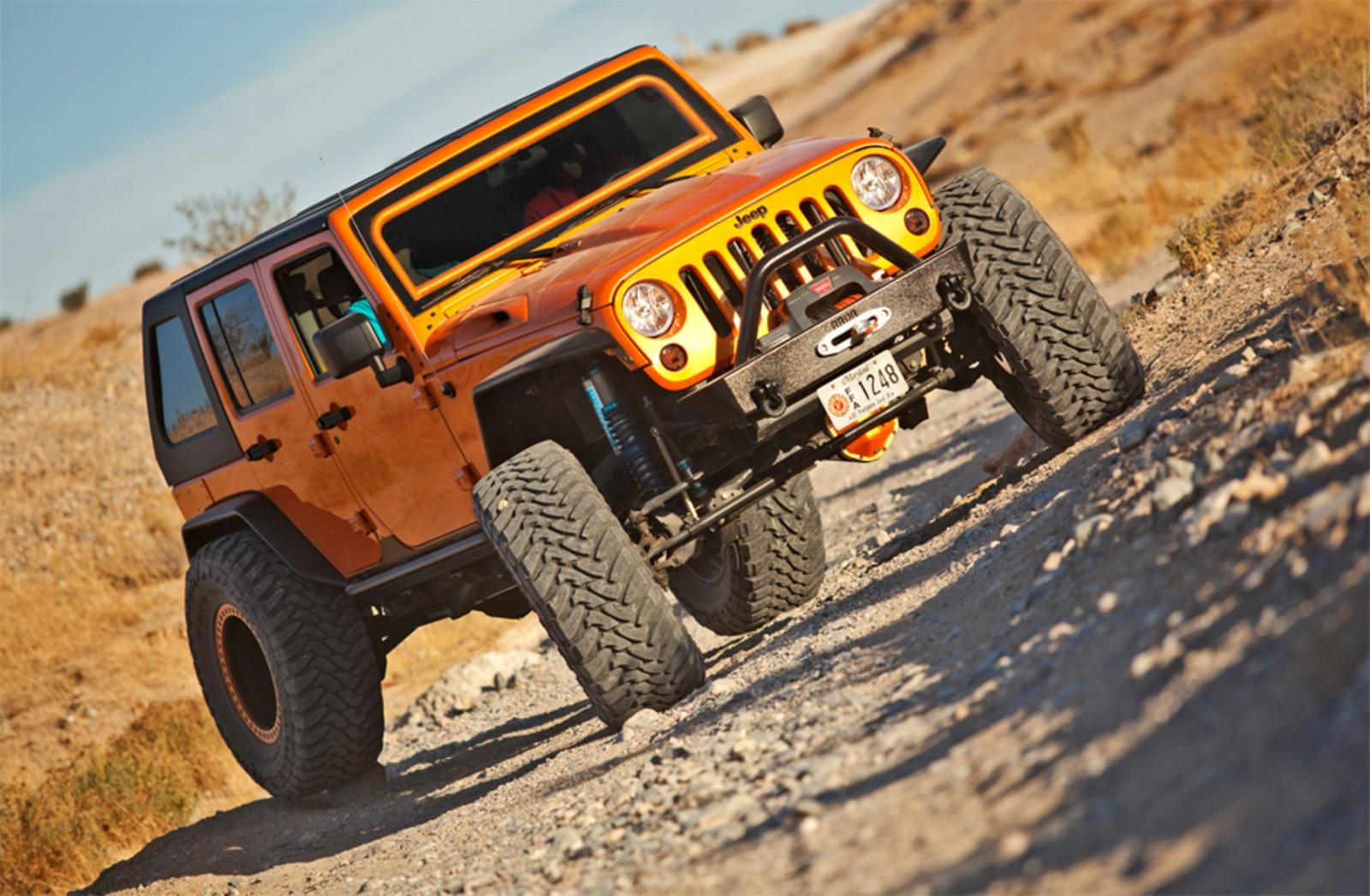Jeep Wrangler Lease >> 2011 Jeep Wrangler Rock Raider By Hauk Design Review - Top ...