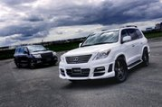 2011 Lexus LX570 Black Bison Edition by Wald - image 403071