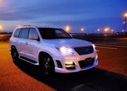 2011 Lexus LX570 Black Bison Edition by Wald - image 403069