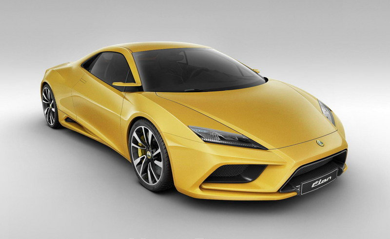 Lotus drops plans for Elan; Moves forward with other models