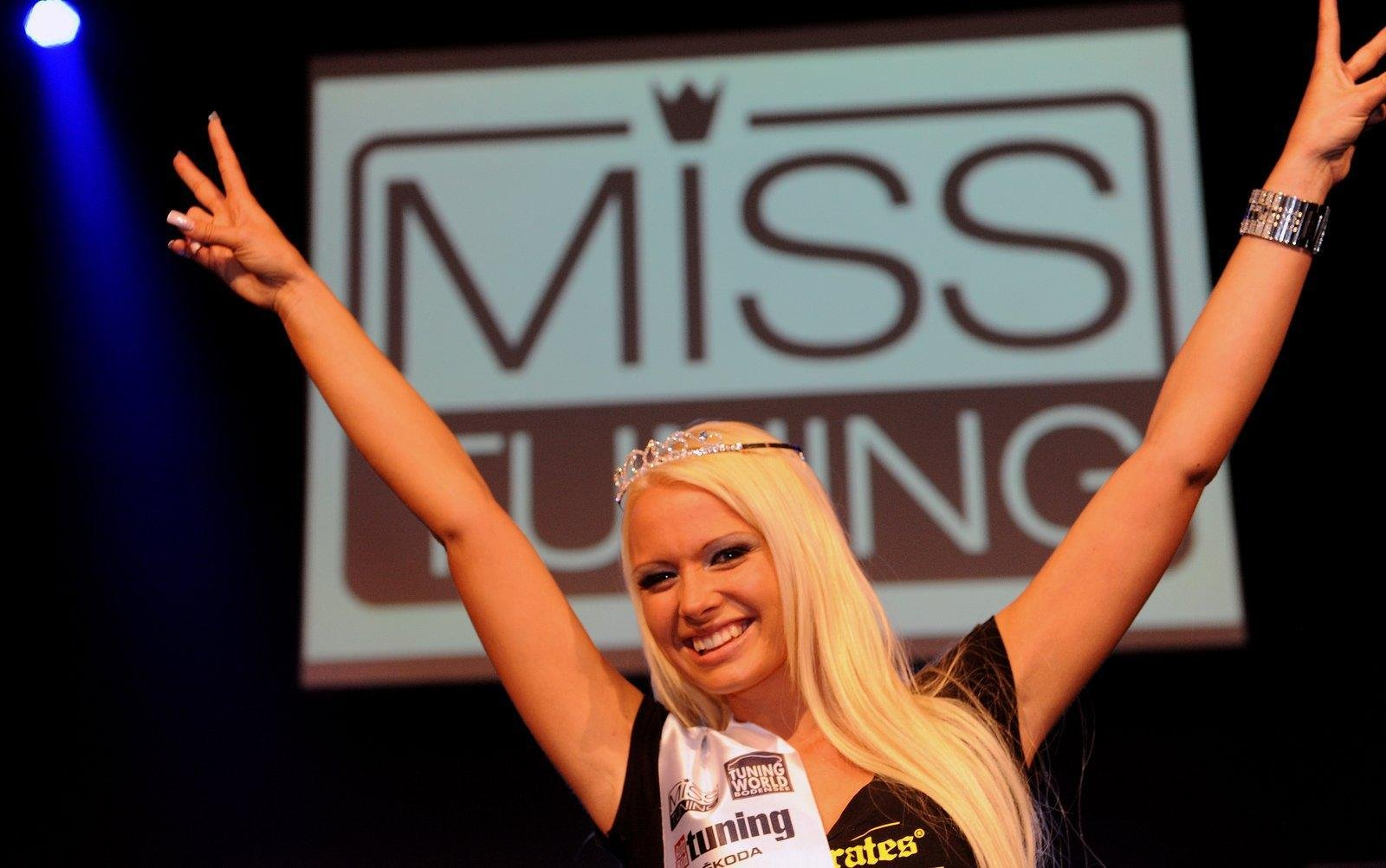 named Miss Tuning 2011 at