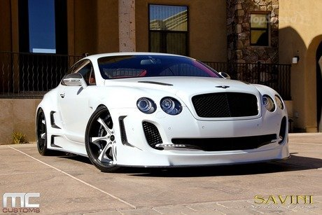 Bentley Continental by MC Customs