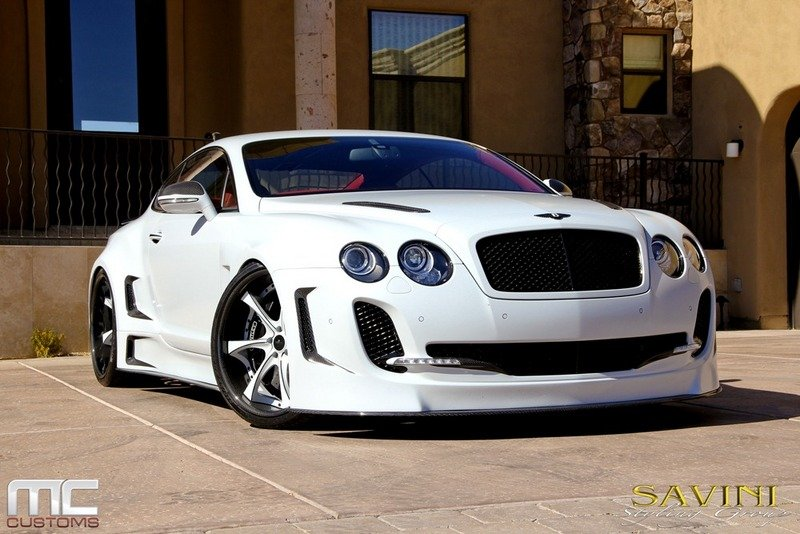 2011 Bentley Continental by MC Customs